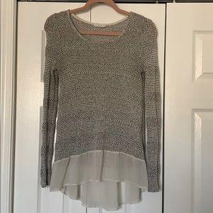 Loose woven, Lightweight sweater